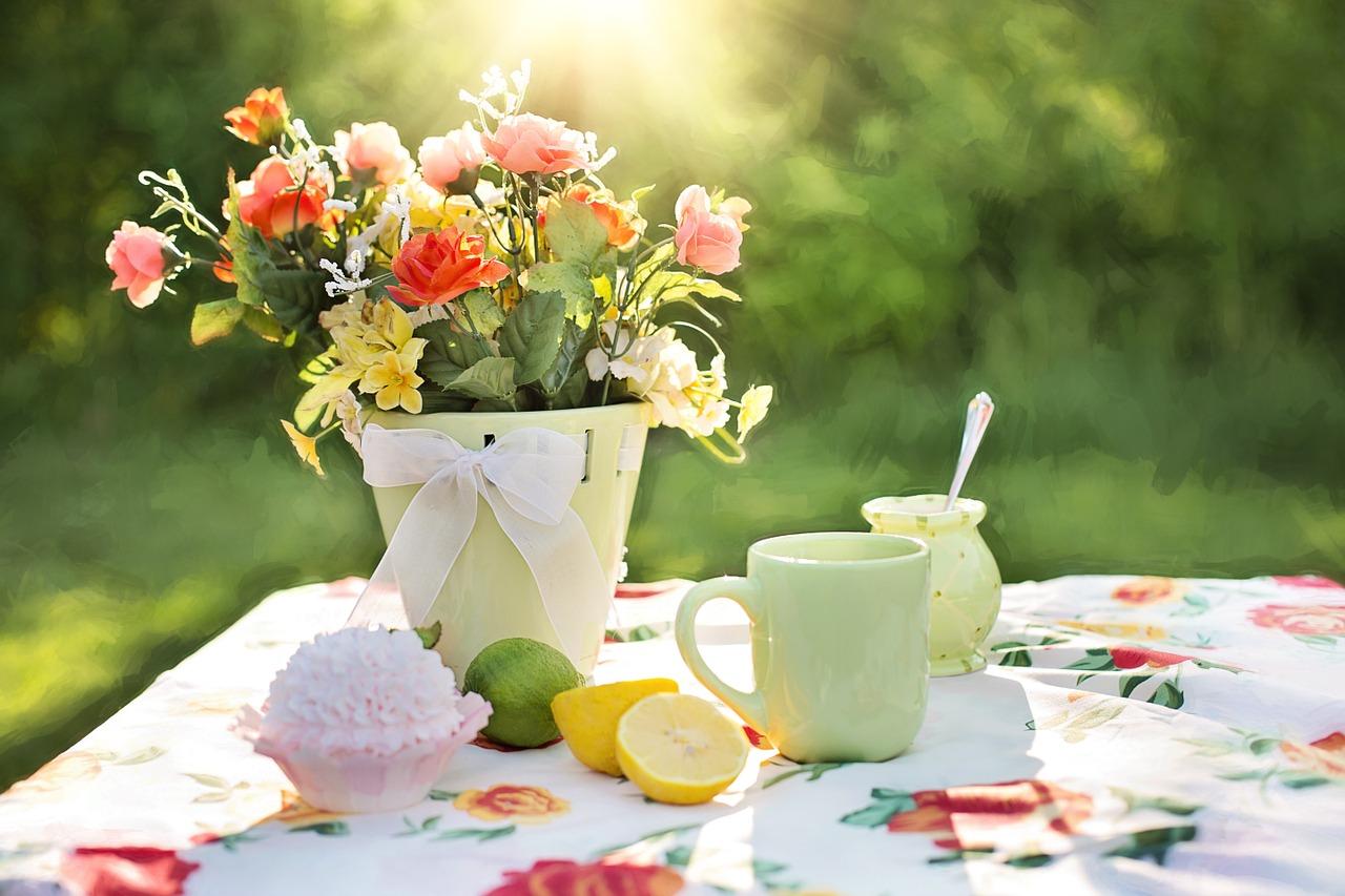 Het goede leven vind je in de tuin